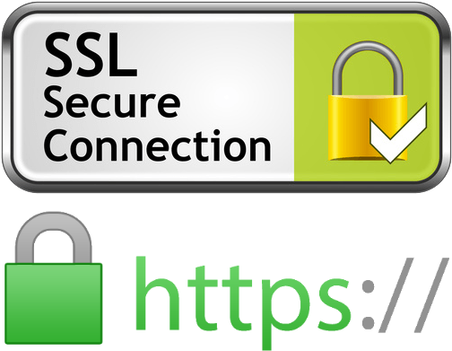 This website is protected by SSL